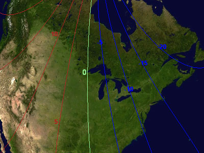 Magnetic Declination Addon - The NASA World Wind Forum