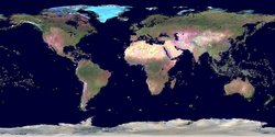 OnEarth Global Mosaic (pseudo)